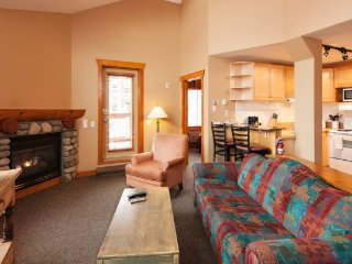 Fernie Lizard Creek Lodge Ski-in/Ski-Out 1 Bedroom Condo - Fernie vacation rentals
