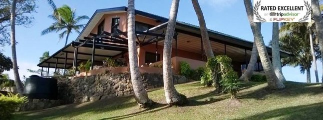 Villa Lomalagi, known as 'the house with a million dollar view'. - HEAVENSDOOR|FIJI - Million Dollar View - Sigatoka - rentals