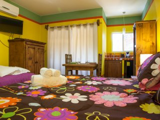 Yellow suite B&B Casa Juarez - La Paz vacation rentals