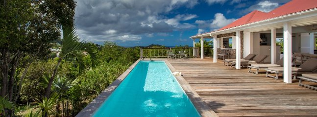 Villa Supersky 1 Bedroom SPECIAL OFFER - Saint Jean vacation rentals