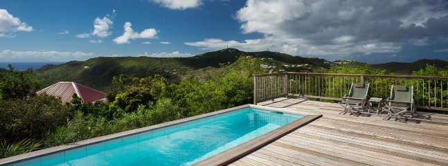 Villa Supersky 3 Bedroom SPECIAL OFFER - Saint Jean vacation rentals