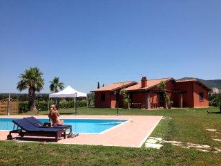 "RESORT RIMININO HOLIDAY HOME  IN VULCI  "" GLICINE"" - Canino vacation rentals"