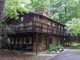 4 bedroom House with Internet Access in Roaring Gap - Roaring Gap vacation rentals