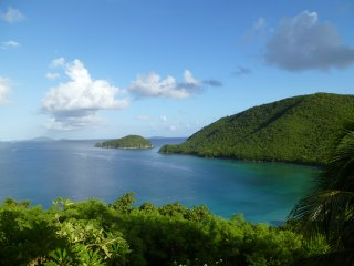 Magnificent Villa on St. John's North Shore - Maho Bay vacation rentals