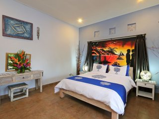 DISCOUNT Modern Balinese Style Legian Beach-Side Private Pool Villa - Legian vacation rentals