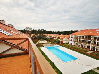 Luxury apartment just few meters from the beach ! - Dzwirzyno vacation rentals