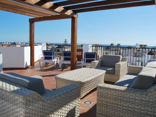 AP249 BEAUTIFUL PENTHOUSE IN THE CENTER OF NERJA - Nerja vacation rentals