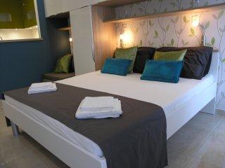 Studio app. 4 in Villa Dobrila, Podgora (2+1p) - Podgora vacation rentals