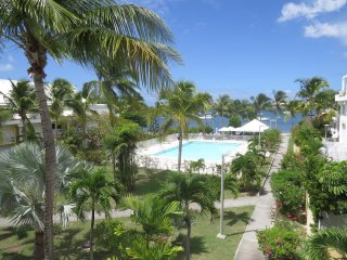 Charming Apartment with View on the Pool and Simpson Bay Lagoon - Sandy Ground vacation rentals