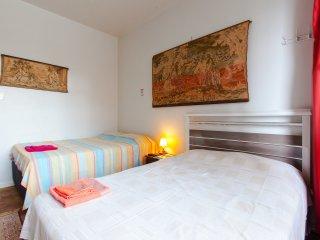 ocean view quadruple room in copacabana beach - Rio de Janeiro vacation rentals