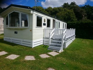 Caravan on Shorefields 5 star luxury country park - Milford on Sea vacation rentals