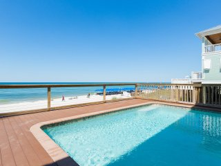 The Fish Carlton - Pool Hot Tub Ocean Beach 6 bdrm - Panama City Beach vacation rentals