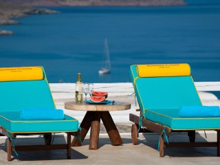Myconian Princess Luxury Villas (3 Bedroom Villa) - Kalafatis vacation rentals