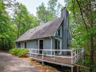 Charming Apartment with Dishwasher and Deck - Montreat vacation rentals
