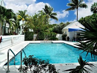 """SECRET GARDEN"" - Weekly Or Monthly (Truman Annex) - A Step Above,Steps Away! - Key West vacation rentals"