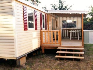 3 bedroom Caravan/mobile home with Internet Access in Saint-Jean-de-Monts - Saint-Jean-de-Monts vacation rentals