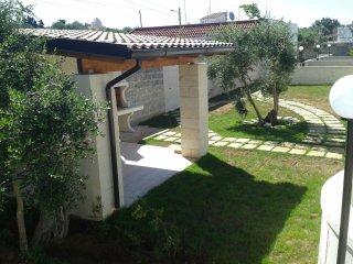 San Foca, Torre Specchia, casa vacanze nel verde - San Foca vacation rentals