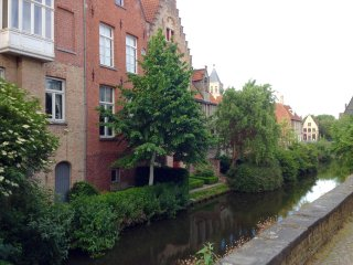 4 bedroom House with Television in Bruges - Bruges vacation rentals