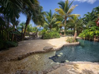 Private Luxury Villa with Lagoon Pool & Concierge - Rincon vacation rentals