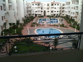 2 bedroom Apartment with Balcony in Casablanca - Casablanca vacation rentals
