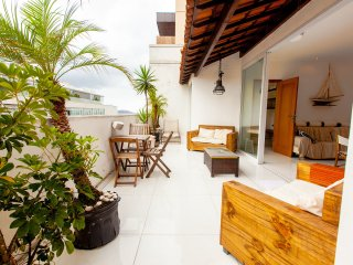 Ipanema Penthouse Beach Block 6 bedroom Serviced - Rio de Janeiro vacation rentals