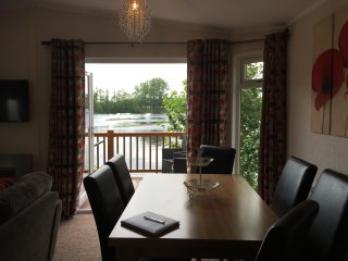 Malvern Lodge, Hot Tub, Lake View, 5 Castle View - Tattershall vacation rentals
