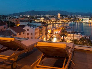 Luxury penthouse Monriva in the center of Split - Split vacation rentals