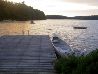 Gorgeous House with Boat Available and Television - Rosseau vacation rentals