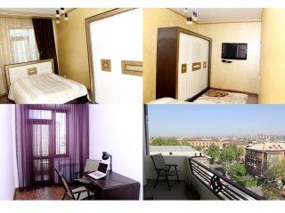 2 bedroom Apartment with Internet Access in Yerevan - Yerevan vacation rentals