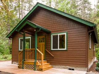 "New ""quaint"" McKenzie Riverfront Cabin - Blue River vacation rentals"