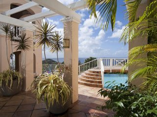5 bedroom Villa with A/C in Chocolate Hole - Chocolate Hole vacation rentals