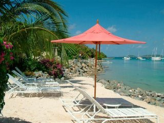 Viridian Garden - Great Cruz Bay vacation rentals