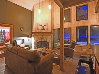 Open, Modern, Rustic Tahoe Home - Tahoma vacation rentals