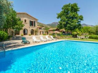 VILLA REINA - Villa for 9 people in Alaro - Alaro vacation rentals