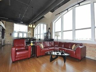 T Eaton Lofts Executive Apartment - Saskatoon vacation rentals
