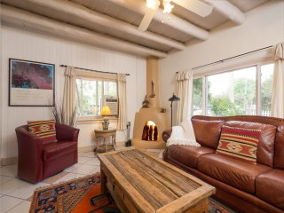Caballo Home Away From Home with a Kiva Fireplace - Santa Fe vacation rentals