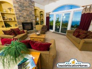 3720 Sunset - Ocean Front on Tillamook Head - Seaside vacation rentals
