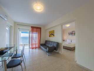 Kiveri Apartments - Sea view, Big balcony,1 Bedroom, 1 Bathroom, 40sqm - Kiveri vacation rentals