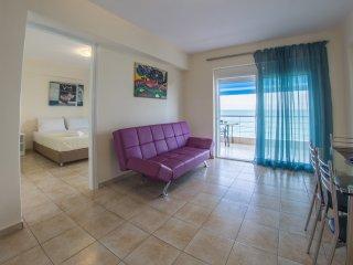 Kiveri Apartments - Seaside, SeaView, Big balcony, 1 Bedroom, 1 Bathroom, 40sqm - Kiveri vacation rentals