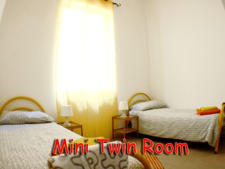 Bright Private room with Central Heating and Washing Machine - Palermo vacation rentals