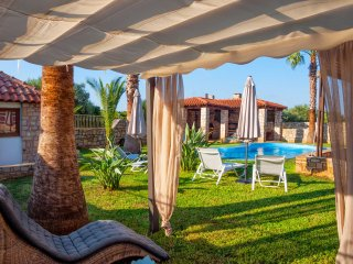 Comfortable 5 bedroom Chania Villa with A/C - Chania vacation rentals