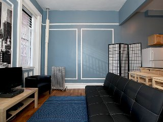 Decorated 2 bedroom in Manhattan... - West New York vacation rentals