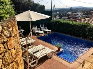 Villa Charlotte met privé zwembad & mooi uitzicht - Lloret de Mar vacation rentals