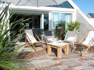 Maison sur la plage dans copropriété - La Turballe vacation rentals