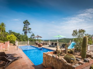 Villa Elize, private pool and awesome sea view! - Lloret de Mar vacation rentals