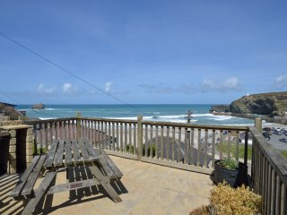 Gulls Roost with Magnificient Unrivalled Sea Views - Portreath vacation rentals
