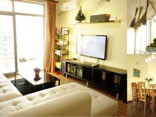 2 bedrooms elervator apt in Xinzhuang,Minhang - Shanghai vacation rentals