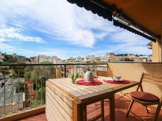 Bel appart avec terrasse ensoleillée - Nice vacation rentals