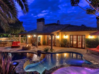 Resort-Style Dream Home with Pool, Kiddie Pool, Water Slide, Game Room, and More! - Carlsbad vacation rentals