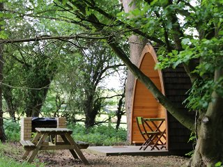 West Stow Pods: A Woodland Experience - West Stow vacation rentals